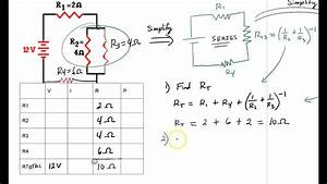 Combination Circuit Problems
