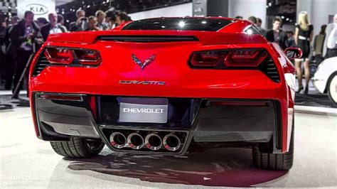 naias  chevrolet corvette  stingray  detail