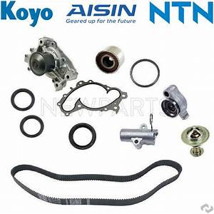 Oem Timing Belt And Water Pump Kit Toyota Lexus 3 0 And 3