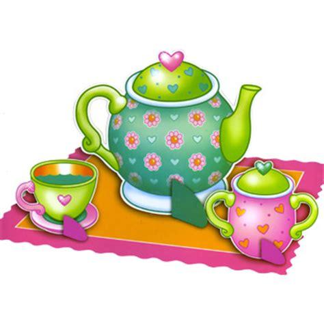 Tea Party Clip Art Free