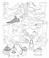 Renaissance Kleurplaat Mode Uit Coloring Fun Kleurplaten Schoenen 1500 Schoen Coloriage Coloriages Kleidung Medieval Habillement Costume Apprentissage Renascimento Mens Moda sketch template