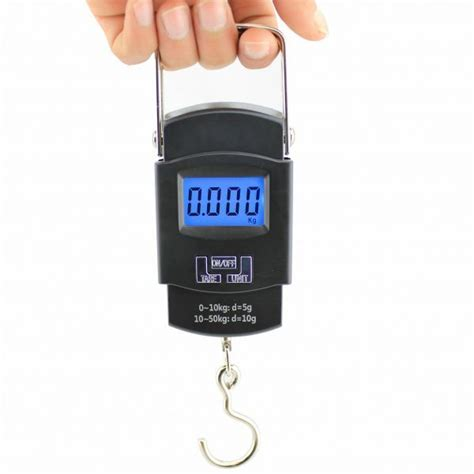 hanging scale 10kg with hook digital luggage scale 50 kg portable electronic handheld