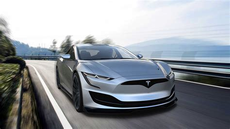 2020 Tesla Model S by Tesla Model S 2020 Motor1 Bilder