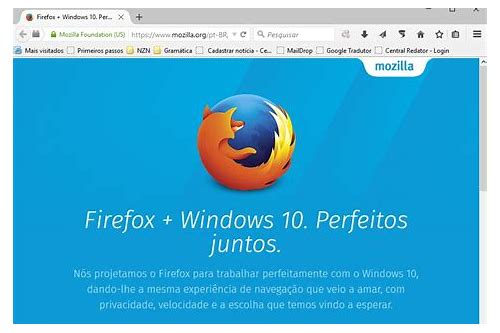 download mozilla gratis baixaki