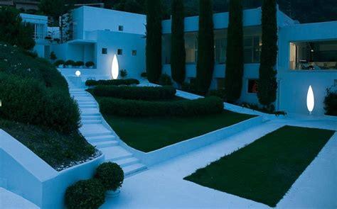 Illuminazione Giardino Design Illuminazione Giardino Soluzioni Brillanti Per Un Outdoor