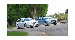 Poids 508 Sw : comparatif peugeot 508 opel insigna sports tourer des atouts de poids ~ Maxctalentgroup.com Avis de Voitures