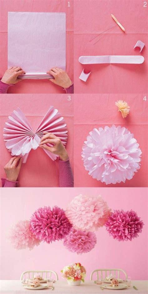 Hängende Blumen Für Balkonkästen by 1001 Ideen Wie Sie Papierblumen Basteln K 246 Nnen Tisch