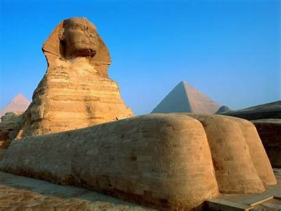 Sphinx Egypt Giza Egyptian Ancient Wallpoper Egyptians