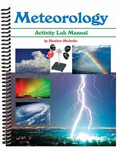 Meteorology Activity Lab Manual