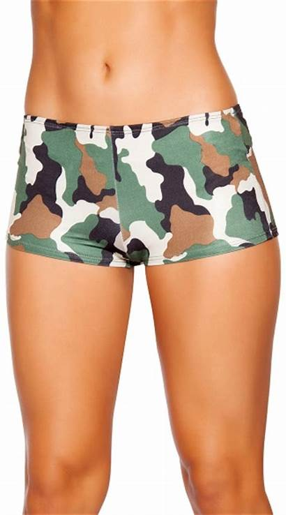 Shorts Boy Camouflage Camo Pants Booty Army