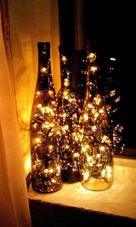 diy wine bottle christmas lights ichristmaslight