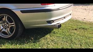 Bmw E46 330d Straight Pipe Exhaust