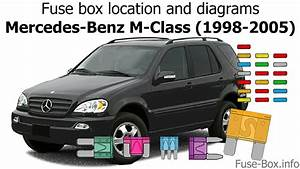 Mercedes Fuse Box Diagram Benz 2005