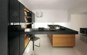 Küchen Modern Mit Kochinsel : moderne k chen mit kochinsel holz ~ Sanjose-hotels-ca.com Haus und Dekorationen