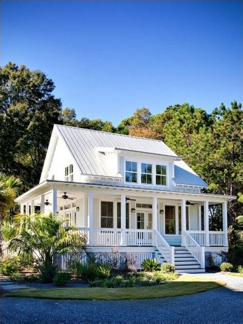 cottage style roof design charming country cottage style of home with wrap around verandah and colorbond roof