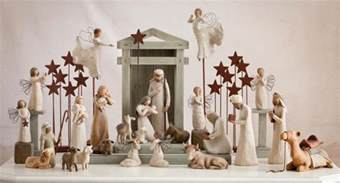 willow tree nativities