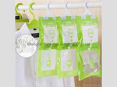Wardrobe Hanging Moisture Remover Closet Dehumidifier Bag
