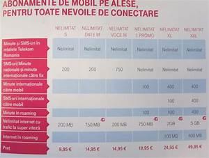 Telekom Mobil Rechnung Online : abonamente telekom romania oferte si preturi ~ Themetempest.com Abrechnung