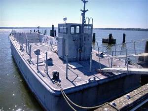 This Is A Mechanized Landing Craft On Government