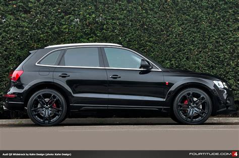 kahn design builds black  wide track fourtitudecom