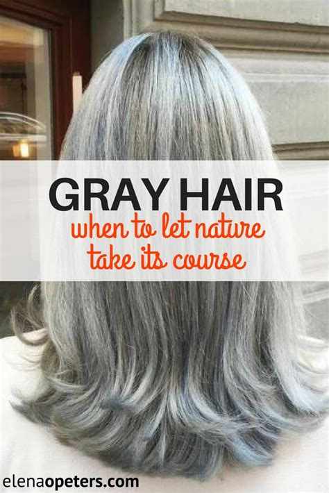 trending cover gray hair ideas  pinterest gray