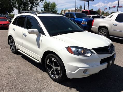 acura rdx sh awd dr suv wtechnology package