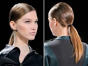 Queu De Cheval Homme : une queue de cheval basse cheveux 10 id es coiffures par temps de pluie elle ~ Melissatoandfro.com Idées de Décoration