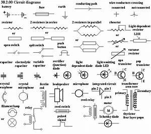 Wiring Diagrams Symbols     Automanualparts Com  Wiring