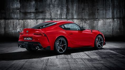 2020 toyota supra wallpapers hd images wsupercars