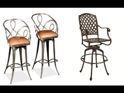 iron bar stools iron counter stools wrought iron bar stools 9011