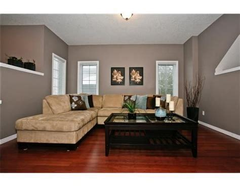 Living Room Furniture Home Depot by Taupe Walls White Trim Cherry Floors Search