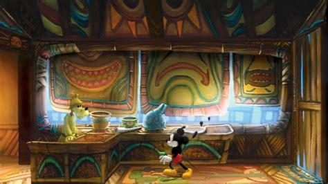 Disney Epic Mickey Collectors Edition