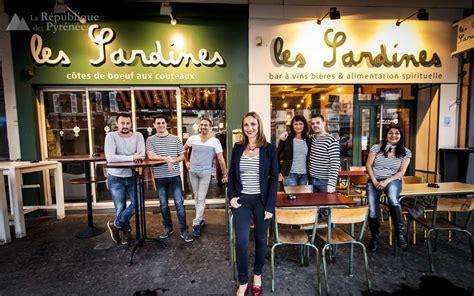 restaurant anglet chambre d amour le bar 224 vins palois les sardines s installe aussi 224