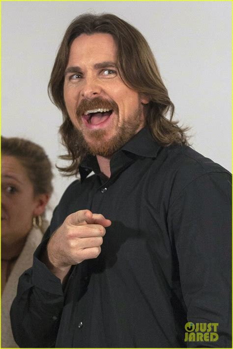 Christian Bale Appears Cloud Nine With Wife Sibi