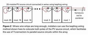 Using Y Connectors In String Inverter Systems  Part Ii