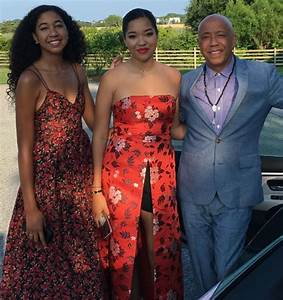 RUSSELL SIMMONS AND HIS DAUGHTERS HOST ANNUAL 39ART FOR