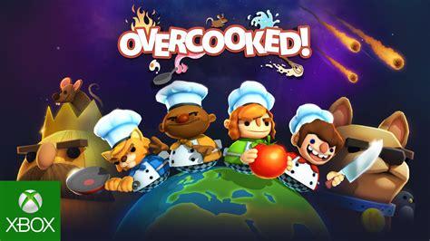 xbox games overcooked