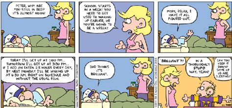 What Are The Best Foxtrot (comic Strip) Comics?