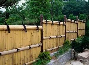 Palissade De Jardin : mur de cl ture 98 id es d 39 am nagement id es pour la ~ Melissatoandfro.com Idées de Décoration