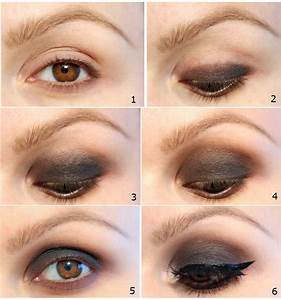 Smokey Eye Makeup Tutorial Step By Step - Makeup Vidalondon