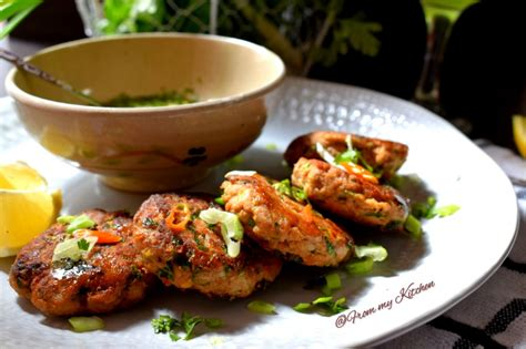 Something as delicious that can come out. gordon ramsay fish cakes thai