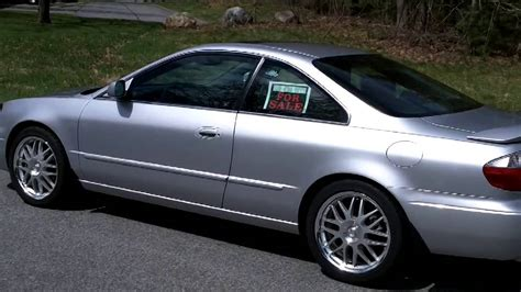 2003 Acura Cl by 2003 Acura Cl Photos Informations Articles Bestcarmag