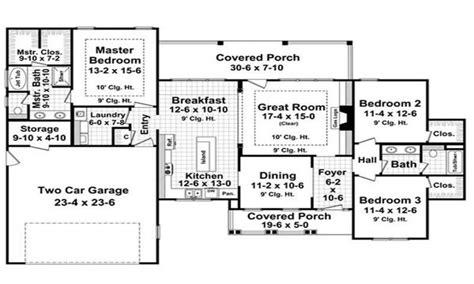 sq ft duplex  sq ft ranch house plans ranch bungalow floor plans treesranchcom