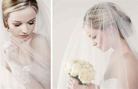 7 Stunning Wedding Veil Styles