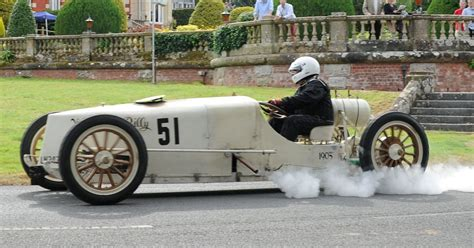 Steam-powered Car Makes A Return To Racing After 111 Years