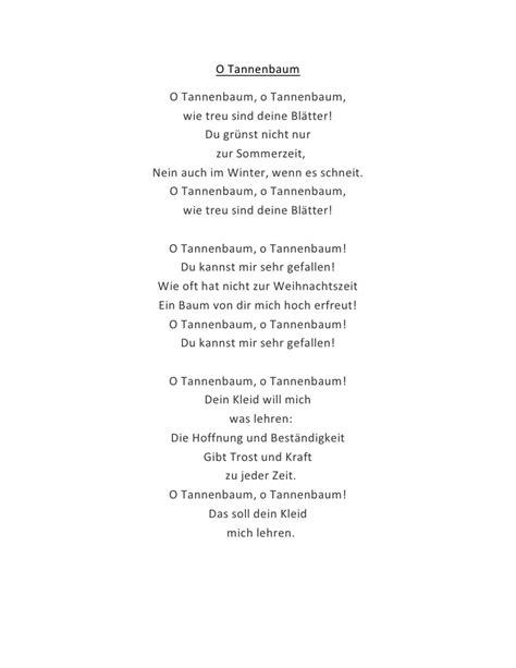 Testo Oh by O Tannenbaum Lyrics