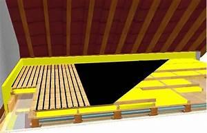 Oberste Geschossdecke Dämmen Holzbalkendecke : oberste geschossdecke selbst d mmen w rmed mmung dach ~ Lizthompson.info Haus und Dekorationen