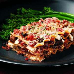 Classic Lasagna Recipe - EatingWell  Healthy