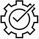 Testing Icon Automation Test Automated Control Optimize