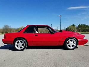 Former NC SSP: 1993 Ford Mustang LX